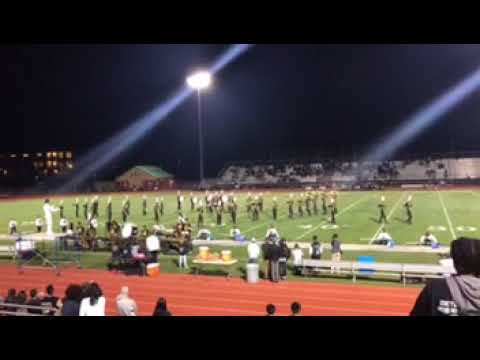 ACHS Marching Band Halftime Performance
