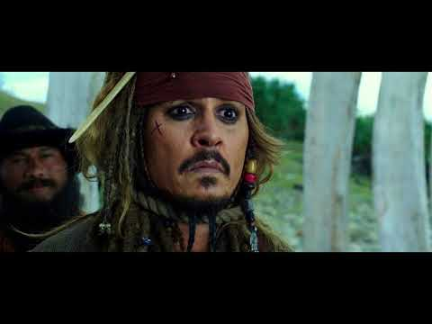 Wedding Scene - Pirates of the Carribbean Dead Men Tell No Tales