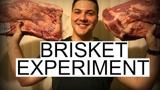 Brisket Experiment: How Does the Time You Wrap Affect Your Brisket?