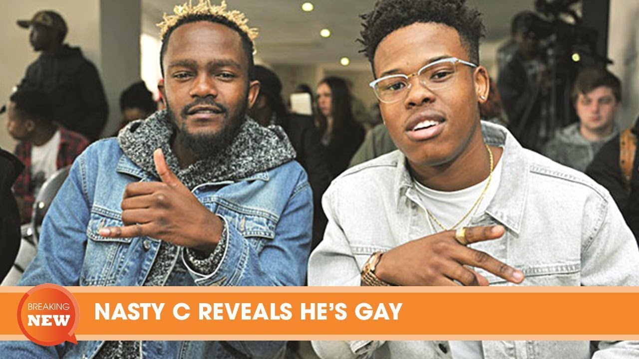 Scandal Nasty C Reveals Hes Gay - Youtube-8893