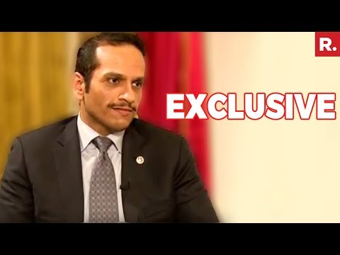 Mohammed bin Abdulrahman Al Thani Talks About India-Qatar Relations | Exclusive
