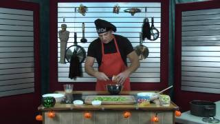 Buff Chef - Caramel Apple Dip & Pumpkin Pudding