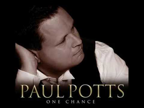 Paul Potts-Time to say Goodbye-One Chance