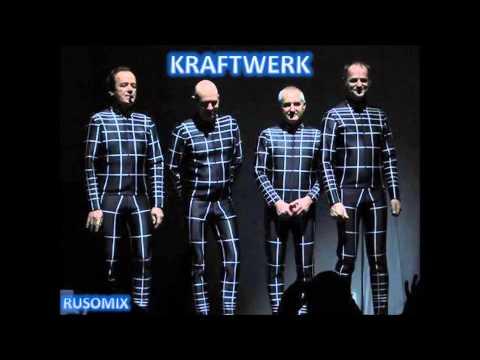 Kraftwerk The Robots (SpaceSynth) Ruso Mix