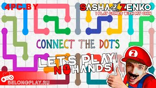 Connect The Dots Gameplay (Chin & Mouse Only)
