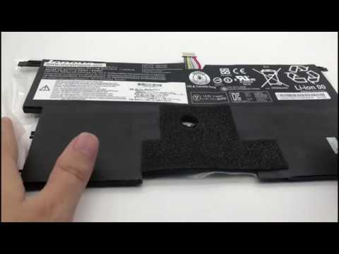 45N1702 45N1703 laptop battery for Lenovo ThinkPad 2nd X1 Carbon