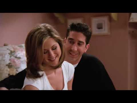 Friends : Ross and Rachel Intimate Moments My favorites