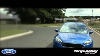 Virtual Test Drive: Ford Focus Sport