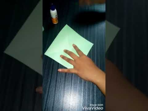 How to make jewelry boxes with paper☺