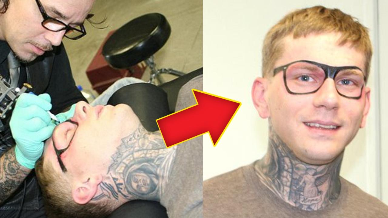 I 10 tatuaggi pi brutti del mondo 2 youtube for I piu fighi del mondo