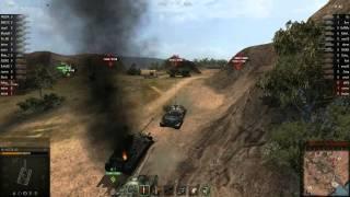 World of Tanks. Клановые войны, клана TD_DD.