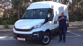 Iveco Daily on test