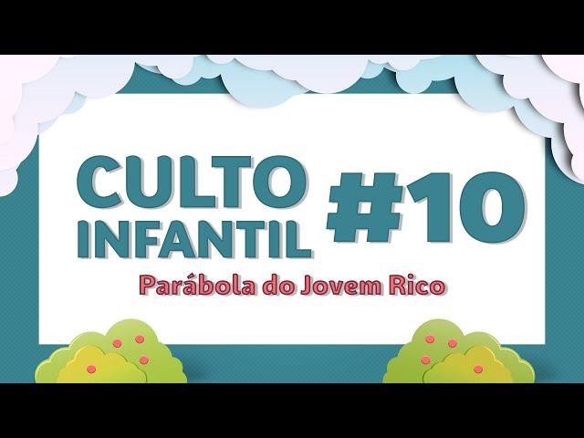 Culto Infantil - 24 05