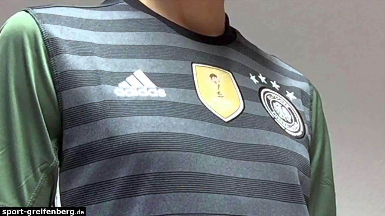 Adidas Dfb Trikot Away 20162017 Em 2016 Trikot Youtube