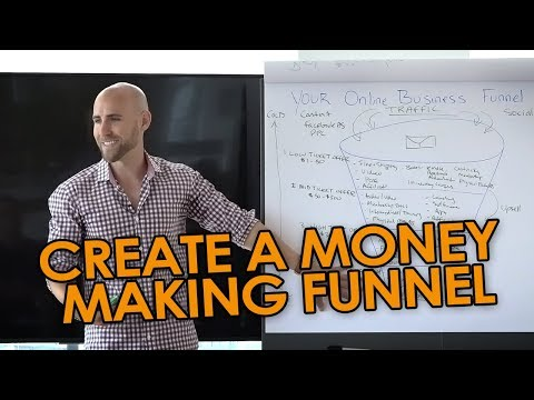 How To Create A Money Making Online Business Funnel