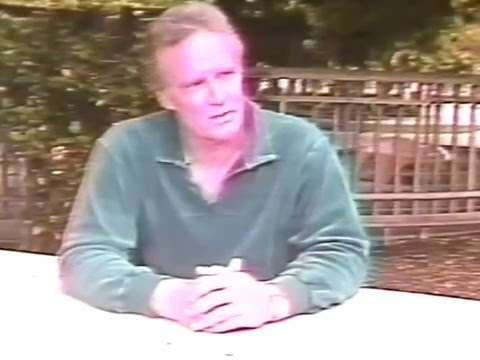 Steve Reeves--1983 TV Interview