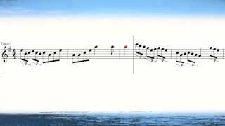 奏でてみようよ72 メンデルスゾーン ヴァイオリン協奏曲 楽譜