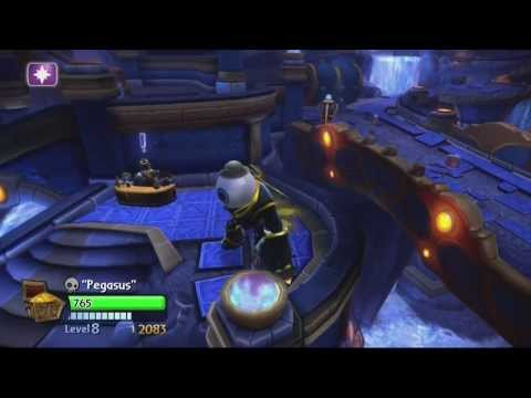 Let's Play Skylanders: Giants -- Part 15: Lost and Found City
