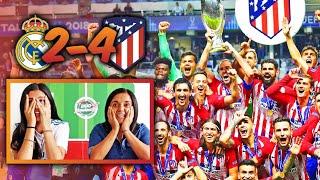 ¿DÓNDE ESTÁ CR7? REACCIÓN AL REAL MADRID VS ATLÉTICO DE MADRID (2-4) | Dúo Dinámico