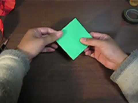 Origami Poinsettia Youtube