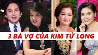 Chân dung 3 Bà Vợ của NSUT Kim Tử Long, nhan sắc 1 trời 1 vực - TIN GIẢI TRÍ