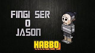 HABBO: FUJA DO JASON - FINGI SER O JASON