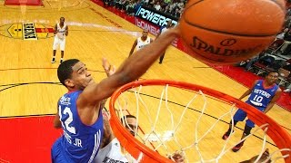 Ronald Roberts Can Get UP! Sixers Call-Up