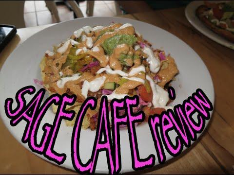 Sage Cafe + Pasadena City Hall