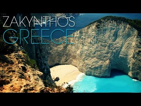 Zakynthos - Greece (Navagio Beach)