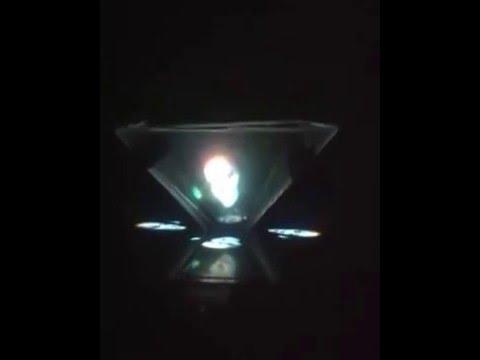Hiệu ứng 3D trên dien thoai