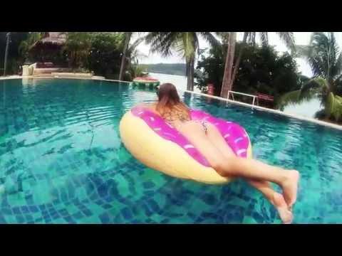 Thailand Trip 2016 (Phuket, Phi Phi Islands, Dubai) Gopro