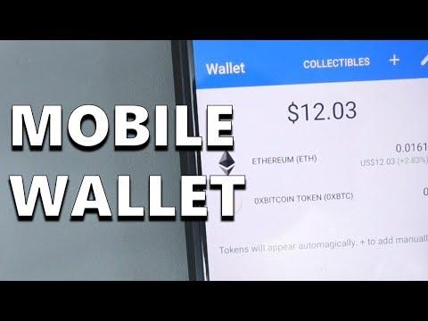 Trust Wallet - The Ethereum & ERC Token Mobile Wallet