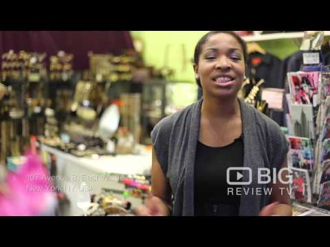 Jillery by Jill Fagin Vintage Clothing Store in East Village NY selling Clothes and Accessories