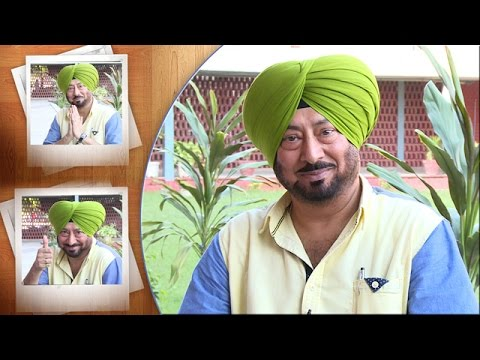 Well Known Punjabi Comedy artist Jaswinder Bhalla on Ajit Web TV.