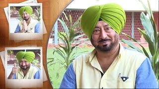 Well Known Punjabi Comedy artist Jaswinder Bhalla on Ajit Web TV.