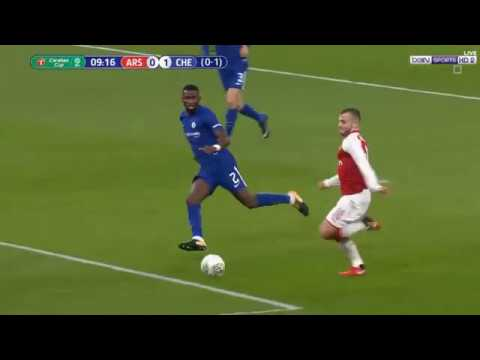 Download Arsenal vs Chelsea 2 1 All Goals & Highlights 24/01/2018 HD