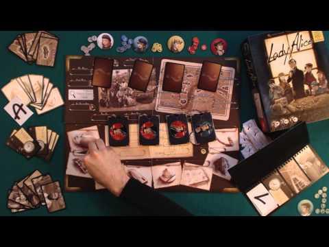 DungeonDice.it [1x04] Lady Alice: investigando a Londra