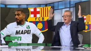 Why did Barcelona sign Kevin-Prince Boateng? | La Liga