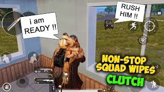 Whole Server Rushed at Him, So he Squad Wiped Everyone with Scar L | Pubg Mobile Conqueror Gameplay