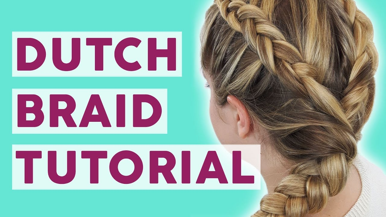 Dutch Braid Anleitung