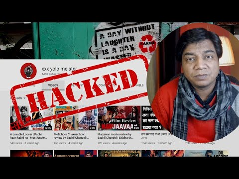 Palat Tera Dhyan Kidhar Hai Is Hacked | #Supportsahilchandel