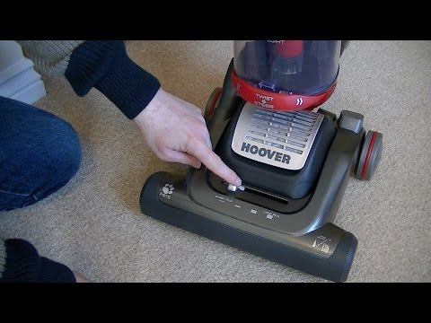 Hoover Globe GL1103 Upright Vacuum Cleaner Unboxing & First Look