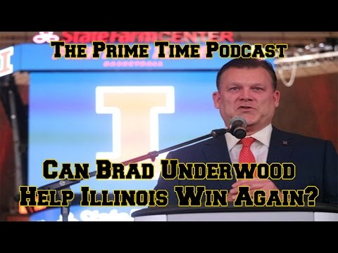 Can Brad Underwood Help Illinois Win Again?