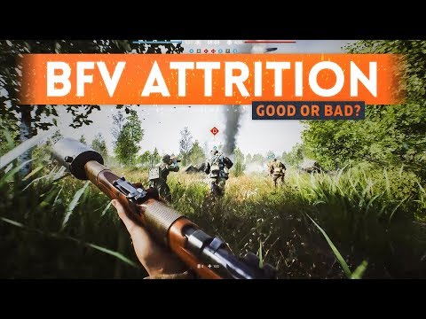 BATTLEFIELD 5 ATTRITION: Annoying Distraction OR Good Gameplay Mechanic? (BF5 Beta Gameplay)