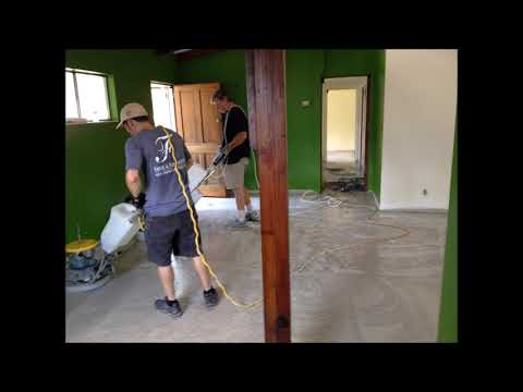 Best Terrazzo Flooring Refinishing Company Omaha NE | Eppley Handyman Services