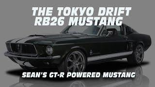 TOKYO DRIFT RB26 MUSTANG