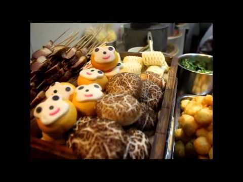 Jinli Street Food, Chengdu China - DM Life