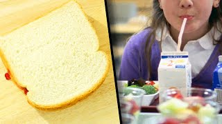 Dad Pays Off Lunch Debt at Daughter's Middle School