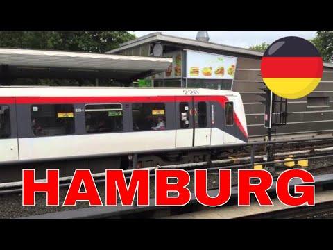Hamburg Ohlsdorf U-bahn U1 S-Bahn S1 (02000)