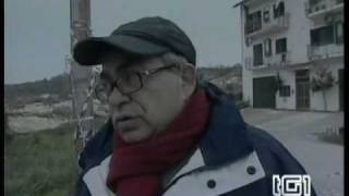 Disaster in Italy!!!Calebrie end Sicily 16.02.2010.wmv